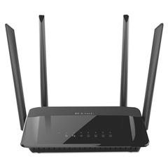 AC1200 Wi-Fi Router, 4 Ports, 2.4GHz; 5GHz