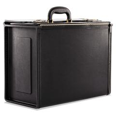 Tufide Classic Catalog Case, 18-1/4 x 8-3/4 x 13-1/2, Black