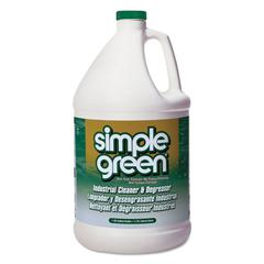 Industrial Cleaner & Degreaser, Concentrated, 1 gal Bottle