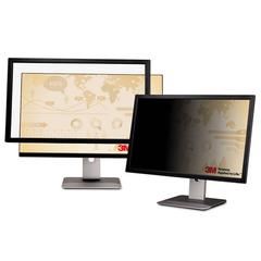"Framed Desktop Monitor Privacy Filter for 23"" Widescreen LCD, 16:9 Aspect Ratio"