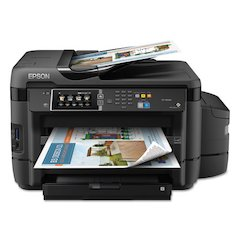 WorkForce ET-16500 EcoTank All-in-One Printer, Copy/Fax/Print/Scan