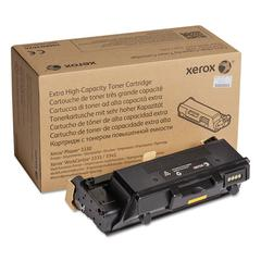 106R03624 Toner, 15000 Page Yield, Black