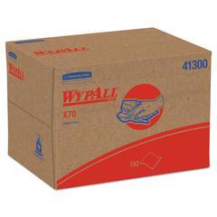 WypAll* X70 Wipers, BRAG Box, 12 1/2 x 16 4/5, White, 152/Carton