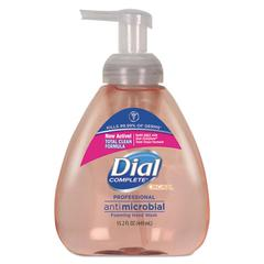 Dial Professional Antibacterial Foaming Hand Wash, Original Scent, 15.2oz, 4/Carton