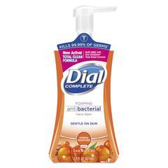 Antibacterial Foaming Hand Wash, Sea Berries, 7.5 oz Pump Bottle, 8/Carton