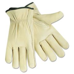 Memphis Full Leather Cow Grain Gloves, X-Large, 1 Pair