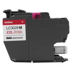 LC3029M INKvestment Super High-Yield Ink, Magenta