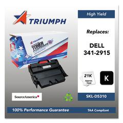 751000NSH0352 Remanufactured 341-2915 UG215 (5210N) High-Yield Toner, Black