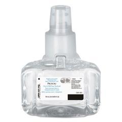 Clear & Mild Foam Hand Wash, 700mL Refill, Unscented, 3/Carton