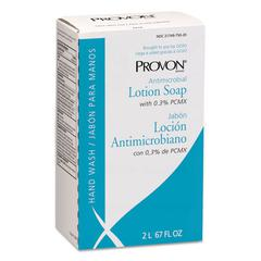 Antimicrobial Lotion Soap with Chloroxylenol, NXT 2000 ml Refill