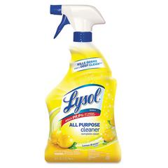 Ready-to-Use All-Purpose Cleaner, Lemon Breeze, 32oz Spray Bottle