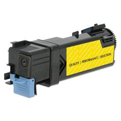 Remanufactured 331-0718 (2150) High-Yield Toner, Yellow