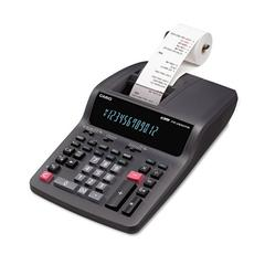 FR-2650TM Two-Color Printing Desktop Calculator, Black/Red Print, 3.5 Lines/Sec