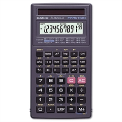 Casio FX-260 Solar All-Purpose Scientific Calculator, 10-Digit LCD
