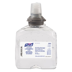 Advanced TFX Gel Instant Hand Sanitizer Refill, 1200mL