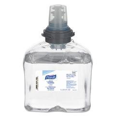 Advanced Instant Hand Sanitizer Foam, 1000mL Refill, 2/Carton