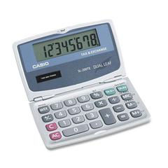 Casio SL200TE Handheld Foldable Pocket Calculator, 8-Digit LCD