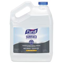 Professional Surface Disinfectant, Fresh Citrus, 1 gal Bottle