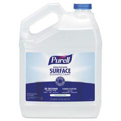 Healthcare Surface Disinfectant, Fragrance Free, 1 gal Bottle
