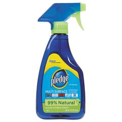 Multi-Surface Cleaner, Clean Citrus Scent, 16oz Trigger Bottle, 6/Carton