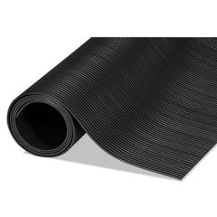 Sta-Kleen Runner, Anti-Fatigue, Vinyl, 36 x 1260, Black