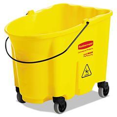 WaveBrake Bucket, 8.75gal, Yellow