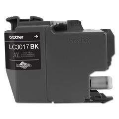 LC3017BK Innobella High-Yield Ink, 550 Page-Yield, Black
