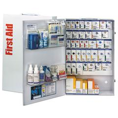 ANSI 2015 SmartCompliance First Aid Station for 200 People, 743 Pieces