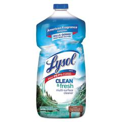 Clean & Fresh Multi-Surface Cleaner, Waterfall Splash & Mineral, 40oz Bottle
