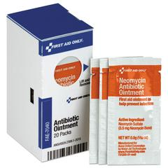 Refill for SmartCompliance Gen Cabinet, Antibiotic Ointment, 0.9g Packet, 20/Bx