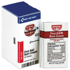 Refill for SmartCompliance Gen Business Cabinet, Burn Cream, 0.9g Packets,20/BX