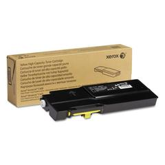 106R03513 High-Yield Toner, 4800 Page-Yield, Yellow