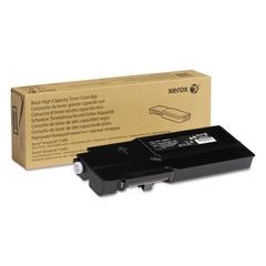 106R03512 High-Yield Toner, 5000 Page-Yield, Black