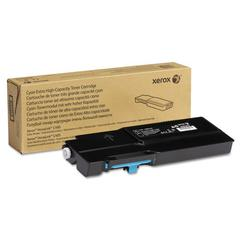 106R03526 Extra High-Yield Toner, 8000 Page-Yield, Cyan