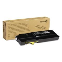 106R03501 Toner, 2500 Page-Yield, Yellow