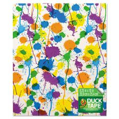 Tape Sheets, Paint Splatter, 6/Pack
