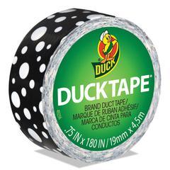 """Ducklings DuckTape, 9 mil, 3/4"""" x 180"""", MOD Dots"""