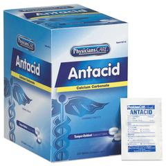 Over the Counter Antacid Medications for First Aid Cabinet, 250 Doses/Box