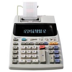 EL-1801V Two-Color Printing Calculator, Black/Red Print, 2.1 Lines/Sec