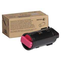 106R04007 Extra High-Yield Toner, 16800 Page-Yield, Magenta, TAA Compliant