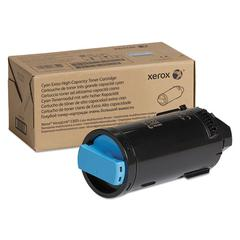 106R04010 Extra High-Yield Toner, 16800 Page-Yield, Cyan, TAA Compliant