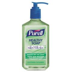 Healthy Soap, Cucumber, 12oz, Pump Bottle, 12/Pack