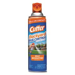 Cutter Backyard Bug Control Outdoor Fogger Spray, 16 oz Aerosol
