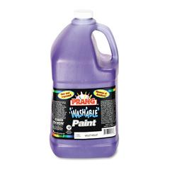 Prang Washable Paint, Violet, 1 gal