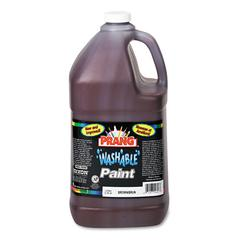 Prang Washable Paint, Brown, 1 gal