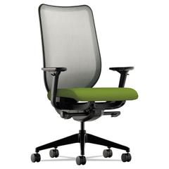 Nucleus Series Work Chair with ilira-stretch M4 Back, Pear Seat