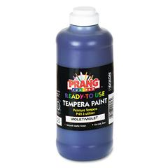 Ready-to-Use Tempera Paint, Violet, 16 oz