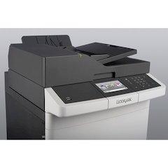 CX417de, Wireless, Copy/Fax/Print/Scan