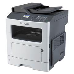 MX317dn, Wireless, Copy/Fax/Print/Scan