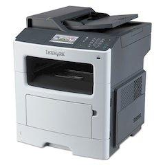 MX417de, Wireless, Copy/Fax/Print/Scan